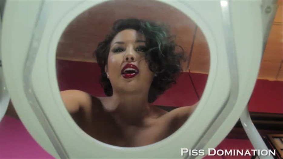 Piss Domination – 02 – 05-08-2015 – An Lis Peeping Toilet Bitch